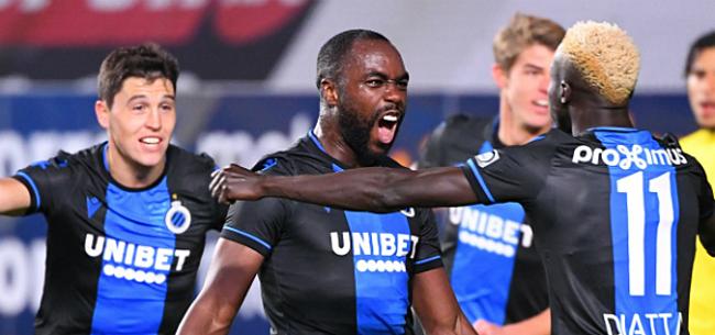 Foto: Club Brugge heeft beet: sterkhouder tekent tot 2024