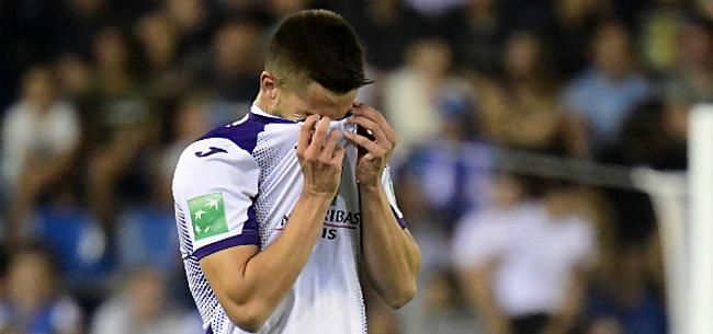 Foto: Anderlecht stuurt Adzic op huurbasis naar Nederland