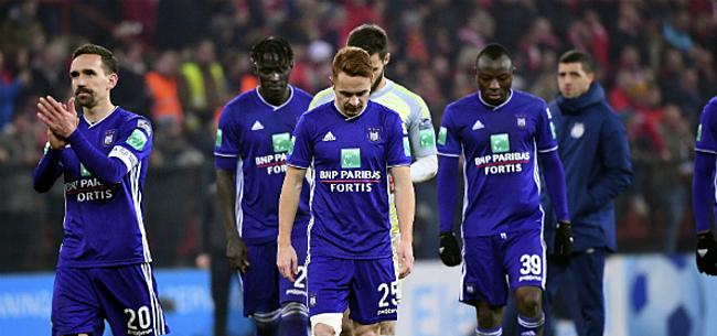 Foto: 'Anderlecht begint eigen sterkhouder 'beu' te geraken'