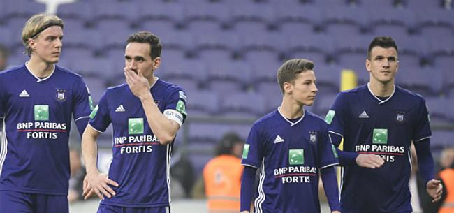 Foto: Stoica en Baseggio weten waar het schoentje knelt bij Anderlecht