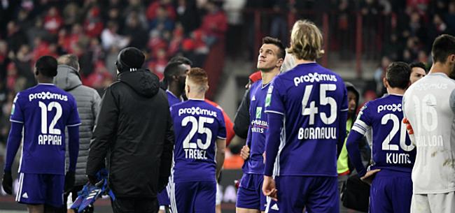 Foto: Wissels op til bij Anderlecht?
