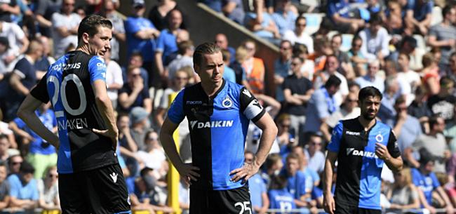 Foto: 'Nieuw bod Club Brugge geweigerd, transfer blijft aanslepen'