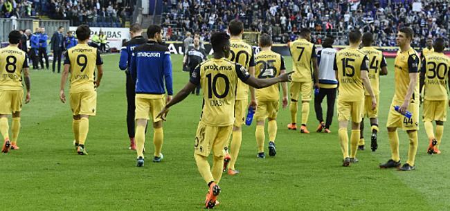 Foto: Club Brugge is aan zeer pover 2018 bezig