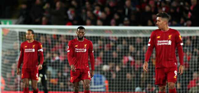 Foto: Titelverdediger Liverpool sneuvelt in Champions League, PSG voorbij Dortmund