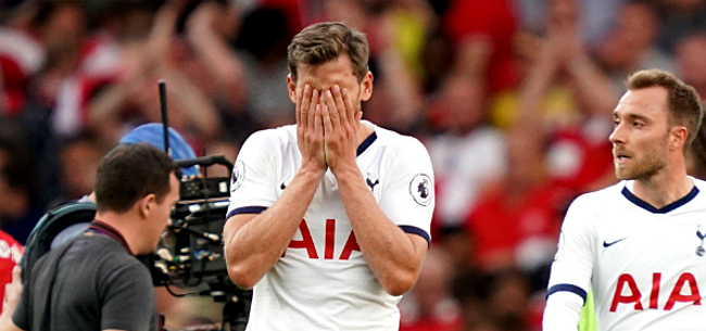 Foto: Penaltyfout Vertonghen levert Tottenham meteen puntenverlies op