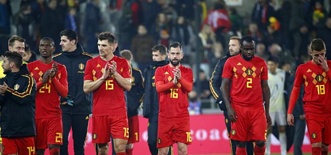 Foto: België verliest opnieuw talentvolle keeper: