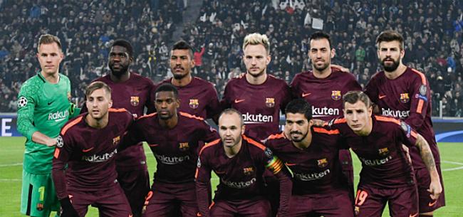 Foto: 'Barcelona klaar om dé transfer van de winter af te ronden'