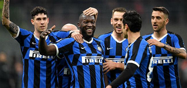 Foto: 'Barcelona en Manchester City vangen bot bij Inter'