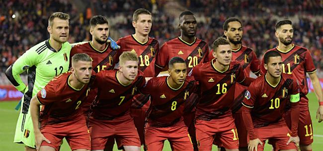 Foto: Rode Duivels zijn FIFA-team van het Jaar en naderen op Spanje en Brazilië