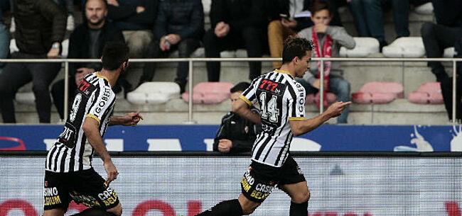 Foto: Charleroi mengt zich weer in de debatten voor Play-Off I