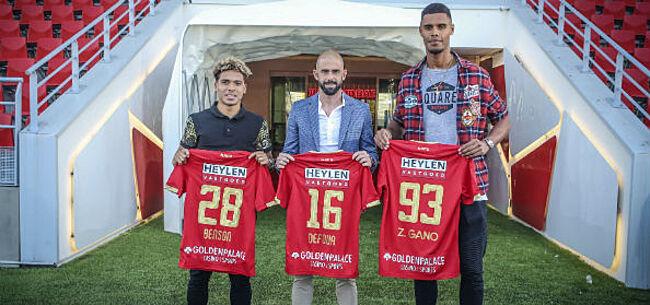Foto: Benson geeft de reden waarom hij KRC Genk voor Antwerp verliet
