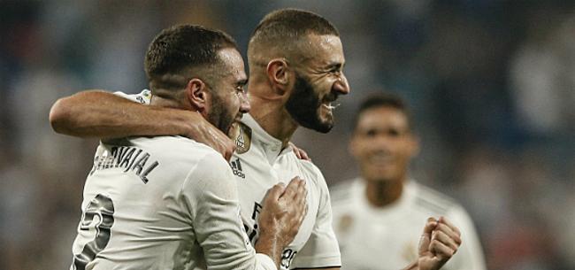 Foto: 'Real Madrid richt zijn pijlen op Serie A-duo van 150 miljoen'