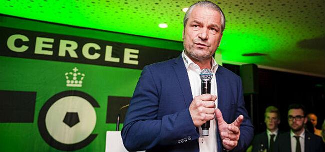 Foto: 'Cercle doet Storck voorstel, maar de interesse groeit'