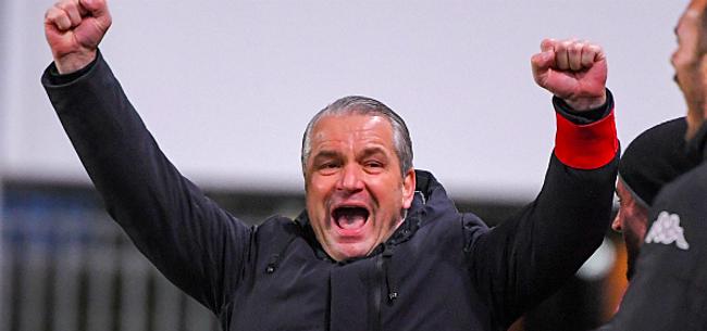 Foto: Storck loodst Cercle naar pressing-niveau van Club