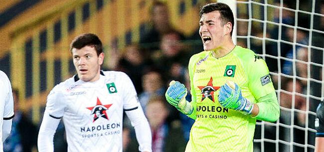 Foto: 'Cercle Brugge ziet twee Monaco-huurlingen niet meer terug'