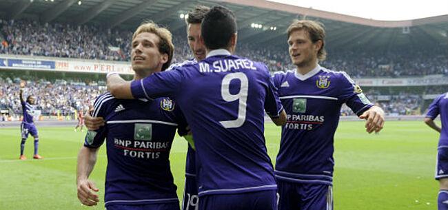 Foto: 'Anderlecht krijgt buitenkans om ex-smaakmaker gratis aan te trekken'