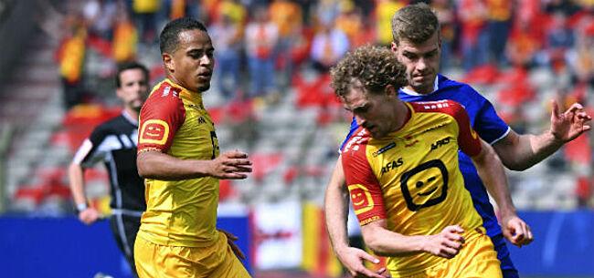 Foto: KV Mechelen krijgt tegenvallend nieuws over sterkhouder
