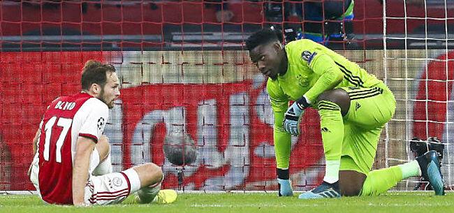 Foto: 'PSG & co kennen enorme vraagprijs van Ajax voor Onana'