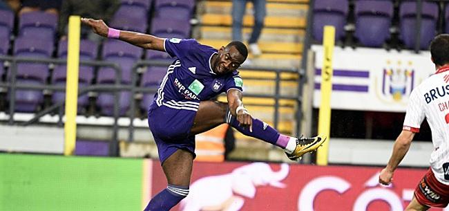 Foto: 'Houdt Kompany Bolasie bij Anderlecht?: