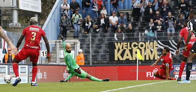 Foto: Antwerp lijdt eerste nederlaag tegen Charleroi na beladen match vol VAR-momenten