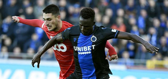 Foto: Vandenbempt ziet groot voordeel voor Club tegenover Standard
