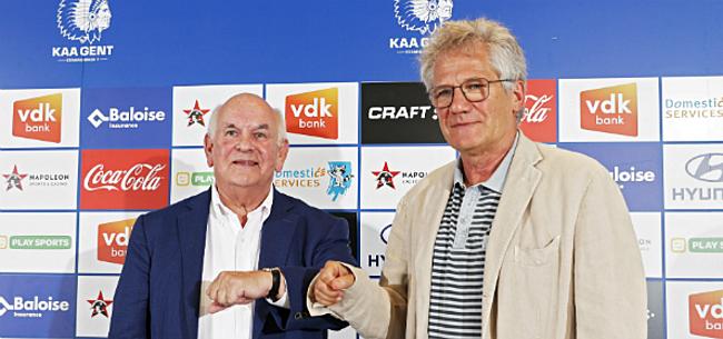 Foto: 'Oude bekende moet eerste Bölöni-transfer bij Gent worden'