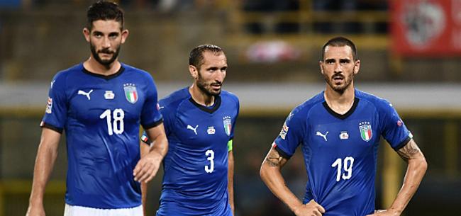 Foto: Nations League: Italië struikelt, Rusland bevestigt