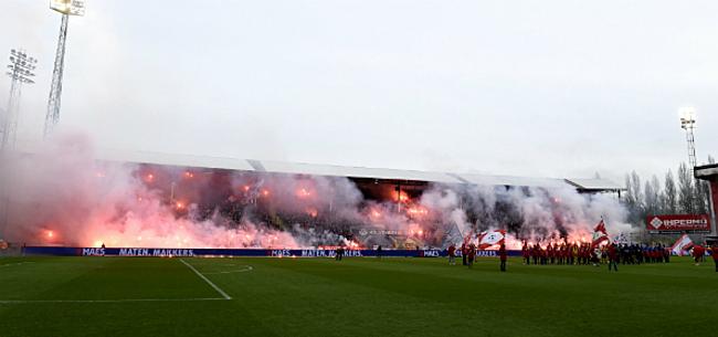 Foto: Sowieso geen Europees voetbal in de Bosuil volgend seizoen