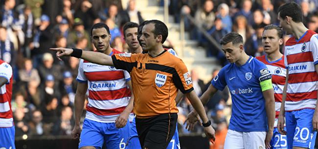 Foto: Dit bewijst: Racing Genk kreeg terechte penalty tegen Club