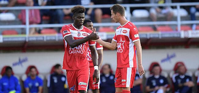 Foto: AA Gent krijgt zware concurrentie van Antwerp voor verdediger