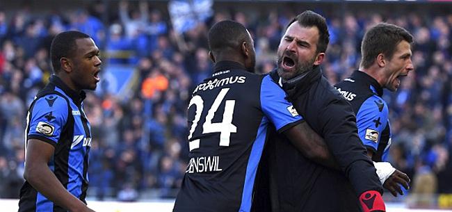Foto: 'Club Brugge maakt volop werk van dubbele transferslag'