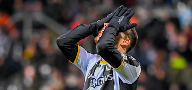 Foto: Bruno spreekt na zware blessure: