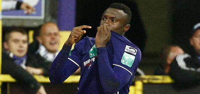 Foto: Sanneh op weg naar club uit de Jupiler Pro League?