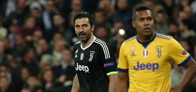 Foto: 'Buffon kan carrière bij wel heel opvallende club afsluiten'