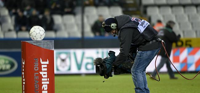 Foto: Pro League met rug tegen muur: Telenet dreigt met rechtszaak