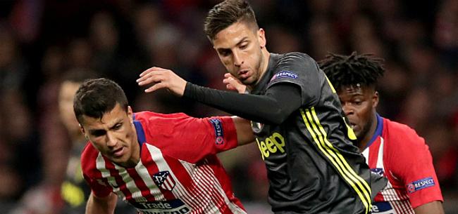 Foto: Atletico brengt Juve in grote problemen, City zorgt voor straffe comeback