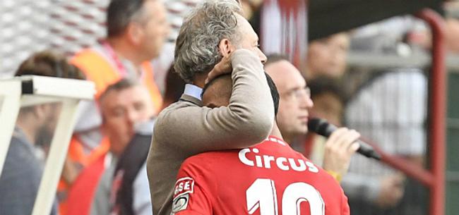 Foto: 'Carcela staat voor plotse transfer, bedenktijd van 48 uur'