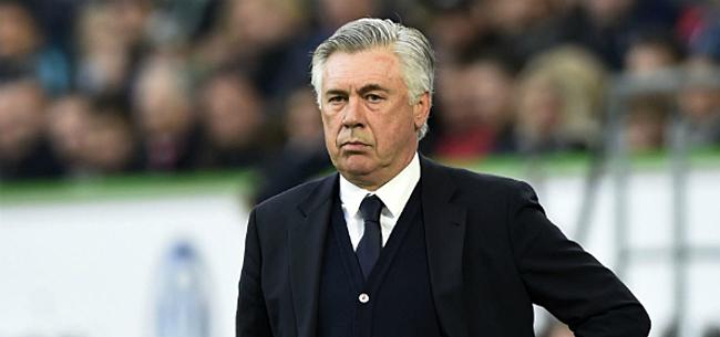 Foto: 'Ancelotti verlaat Napoli en keert in de zomer terug bij oude werkgever'