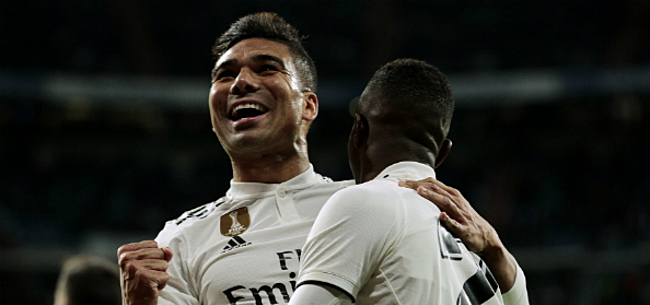 Foto: 'Real Madrid heeft duur alternatief voor Casemiro op het oog'