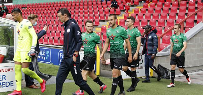 Foto: Cercle Brugge verrast vriend en vijand met nieuwe TD