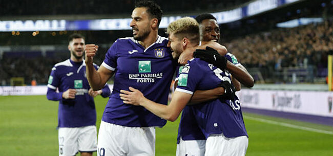 Foto: Geen Colassin-hype bij Anderlecht: