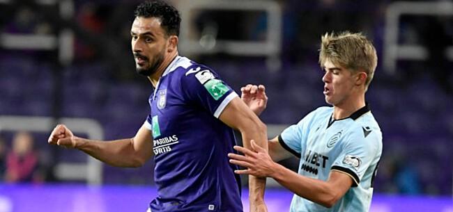 Foto: 'Club Brugge en Antwerp drukken door voor Chadli'