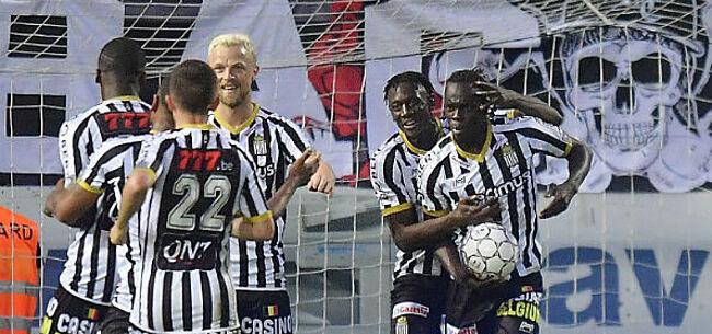 Foto: 'Charleroi plukt verdediger weg bij Sint-Truiden'