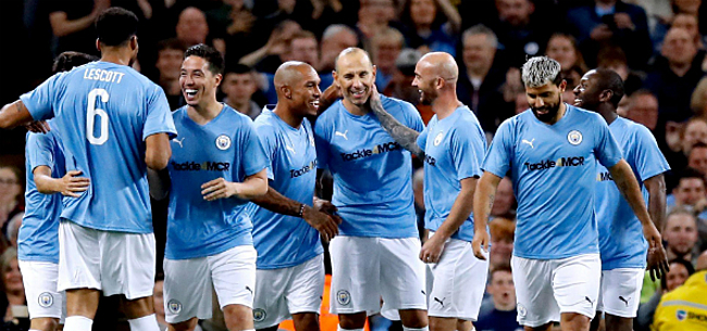 Foto: Anderlecht-speler maakt indruk in galamatch Kompany: