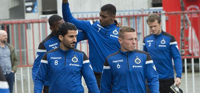 Foto: Ex-middenvelder van Club Brugge verkiest AZ boven Turkije of Rusland