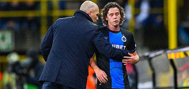Foto: Club talmt niet en legt debutant meteen langer vast