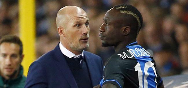 Foto: 'Oorzaak voor niet-selectie Diagne bekend'