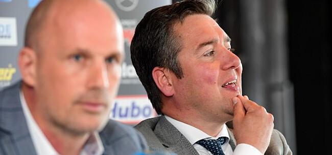 Foto: 'Club Brugge ziet plots weer grootmacht opduiken voor Gaich'