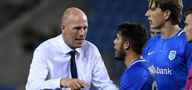 Foto: Clement geeft zijn mening over vernieuwd Anderlecht