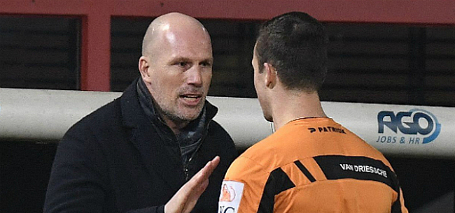 Foto: Clement doet oproep na afgekeurde goal Club Brugge